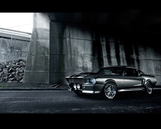 1967 Ford Mustang GT 500