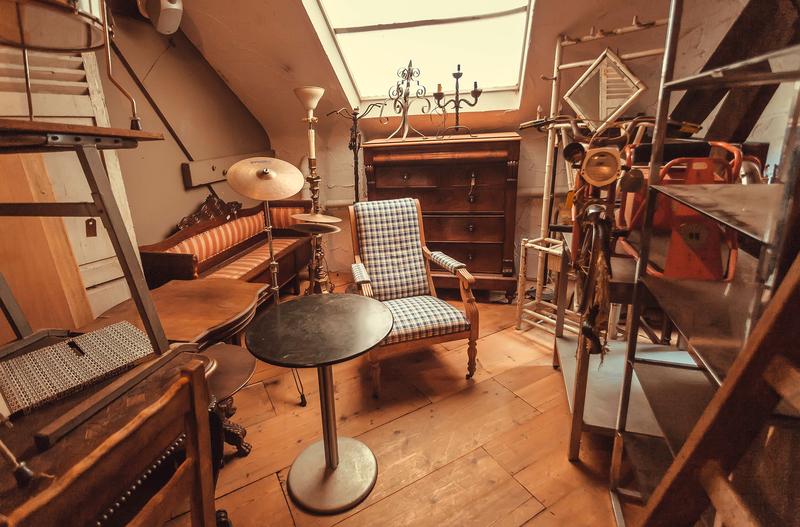 vintage interieur