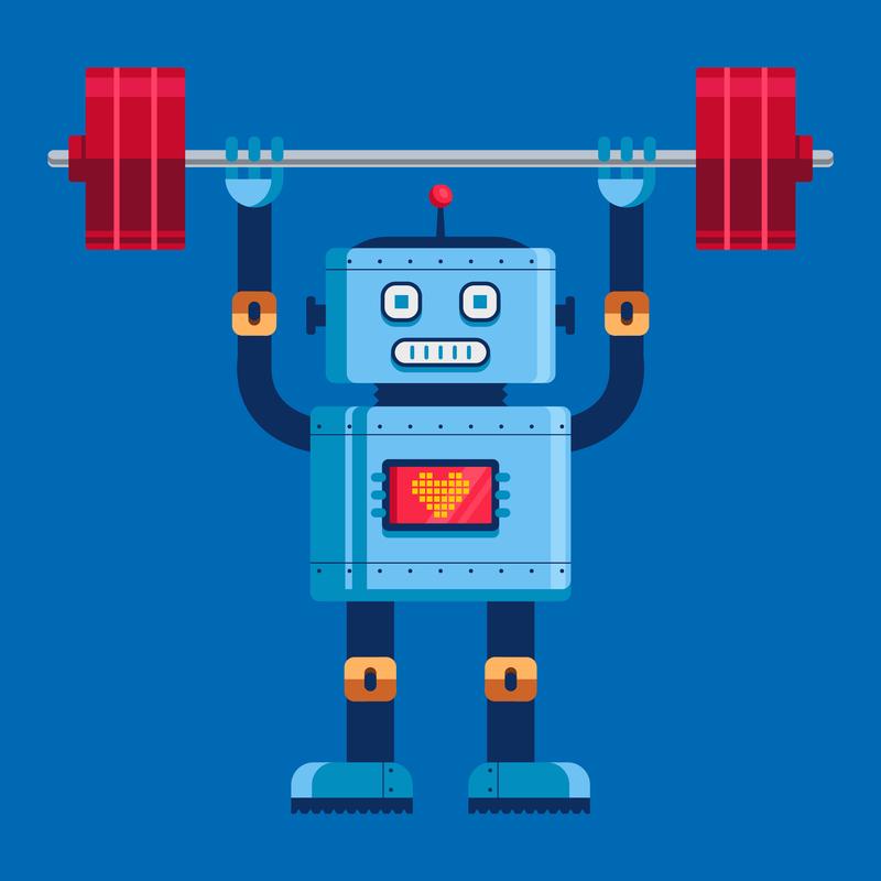 oude robots