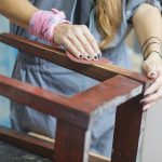 vintage meubels onderhouden