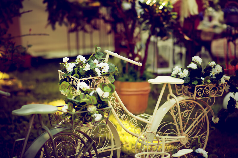 vintage tuin
