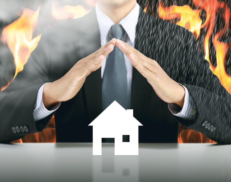 brand verzekering