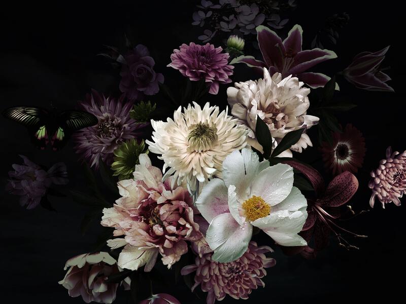 vintage-bloemen-boeket