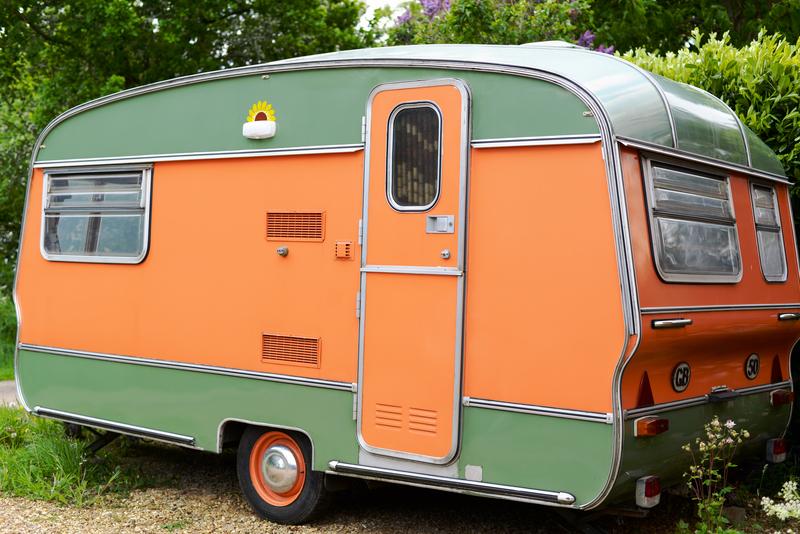 vintage caravan kopen