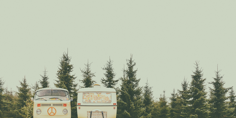 vintage caravan opknappen